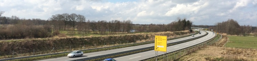 wilhelmshaven autobahn wolken