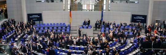 ERLAUBT, Presseservice Deutscher Bundestag