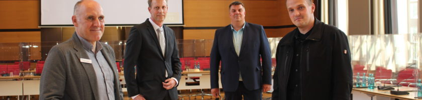 Neue Fachbereichsleiter Stadt Wilhelmshaven